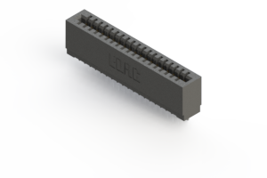 725-019-541-101 - Press-fit Card Edge Connector