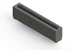 725-020-520-101 - Press-fit Card Edge Connector
