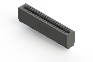 725-020-522-101 - Press-fit Card Edge Connector