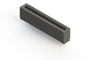 725-020-540-101 - Press-fit Card Edge Connector
