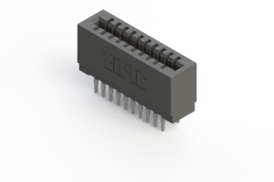 725-020-540-201 - Press-fit Card Edge Connector