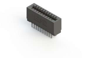 725-020-541-201 - Press-fit Card Edge Connector