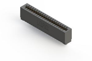 725-020-545-101 - Press-fit Card Edge Connector