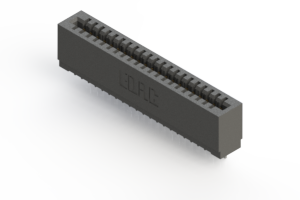 725-021-522-101 - Press-fit Card Edge Connector