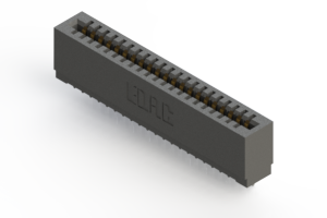 725-021-525-101 - Press-fit Card Edge Connector