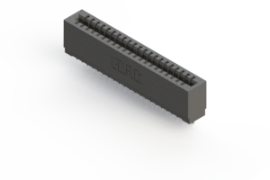 725-021-541-101 - Press-fit Card Edge Connector