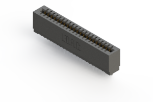 725-021-545-101 - Press-fit Card Edge Connector