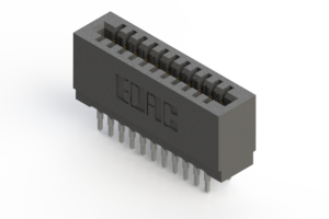 725-022-520-201 - Press-fit Card Edge Connector