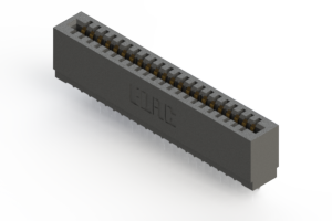 725-022-525-101 - Press-fit Card Edge Connector