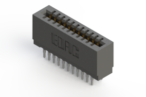 725-022-525-201 - Press-fit Card Edge Connector