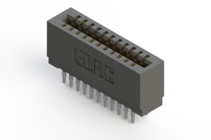 725-022-560-201 - Press-fit Card Edge Connector