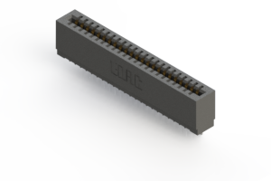 725-023-545-101 - Press-fit Card Edge Connector