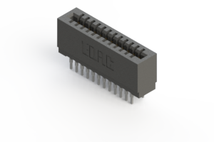 725-024-540-201 - Press-fit Card Edge Connector