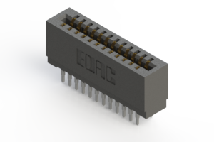725-024-560-201 - Press-fit Card Edge Connector