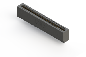 725-025-545-101 - Press-fit Card Edge Connector