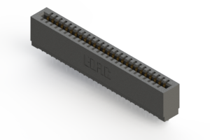 725-026-525-101 - Press-fit Card Edge Connector
