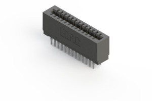 725-026-541-201 - Press-fit Card Edge Connector