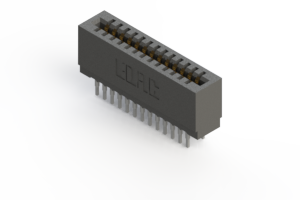 725-026-545-201 - Press-fit Card Edge Connector