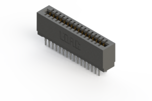 725-032-545-201 - Press-fit Card Edge Connector