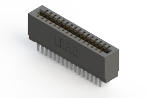 725-032-560-201 - Press-fit Card Edge Connector