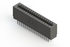 725-034-520-201 - Press-fit Card Edge Connector