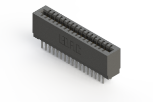 725-034-522-201 - Press-fit Card Edge Connector