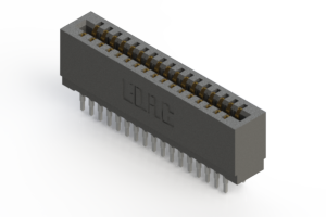 725-034-560-201 - Press-fit Card Edge Connector