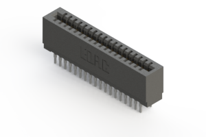 725-036-522-201 - Press-fit Card Edge Connector