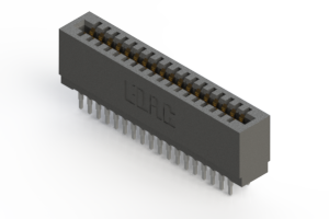 725-036-525-201 - Press-fit Card Edge Connector