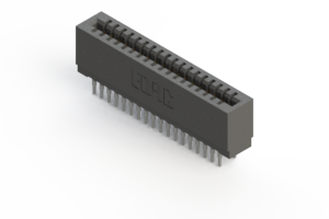 725-036-540-201 - Press-fit Card Edge Connector