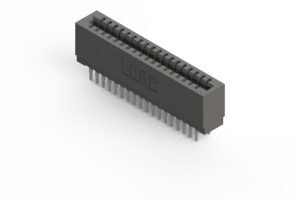 725-036-541-201 - Press-fit Card Edge Connector