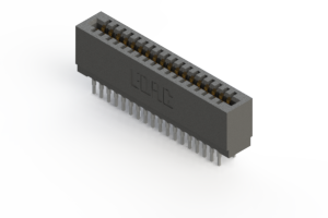 725-036-545-201 - Press-fit Card Edge Connector