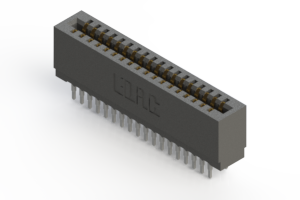 725-036-560-201 - Press-fit Card Edge Connector