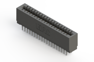 725-038-520-201 - Press-fit Card Edge Connector