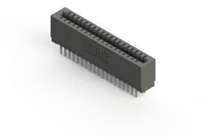 725-038-541-201 - Press-fit Card Edge Connector