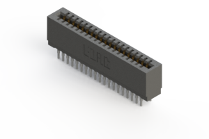 725-038-545-201 - Press-fit Card Edge Connector