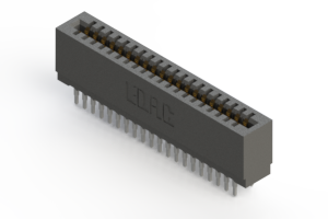 725-040-525-201 - Press-fit Card Edge Connector