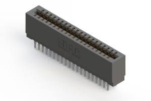 725-040-560-201 - Press-fit Card Edge Connector