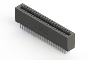 725-042-520-201 - Press-fit Card Edge Connector