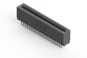 725-042-522-201 - Press-fit Card Edge Connector