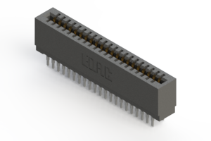 725-042-525-201 - Press-fit Card Edge Connector