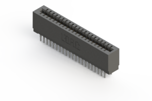 725-042-540-201 - Press-fit Card Edge Connector
