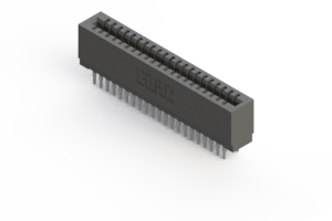 725-042-541-201 - Press-fit Card Edge Connector