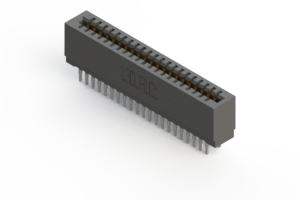 725-042-545-201 - Press-fit Card Edge Connector