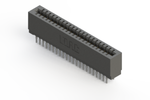 725-044-522-201 - Press-fit Card Edge Connector