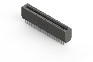 725-044-541-201 - Press-fit Card Edge Connector
