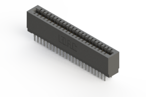 725-046-522-201 - Press-fit Card Edge Connector