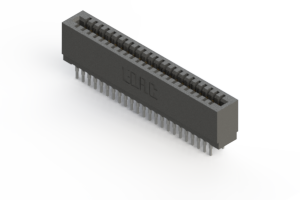 725-046-540-201 - Press-fit Card Edge Connector