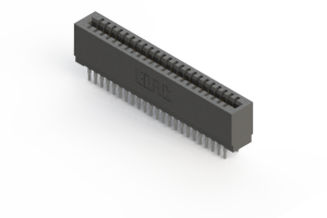 725-046-541-201 - Press-fit Card Edge Connector