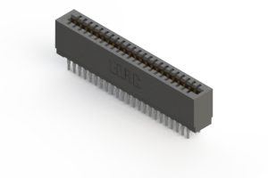 725-046-545-201 - Press-fit Card Edge Connector